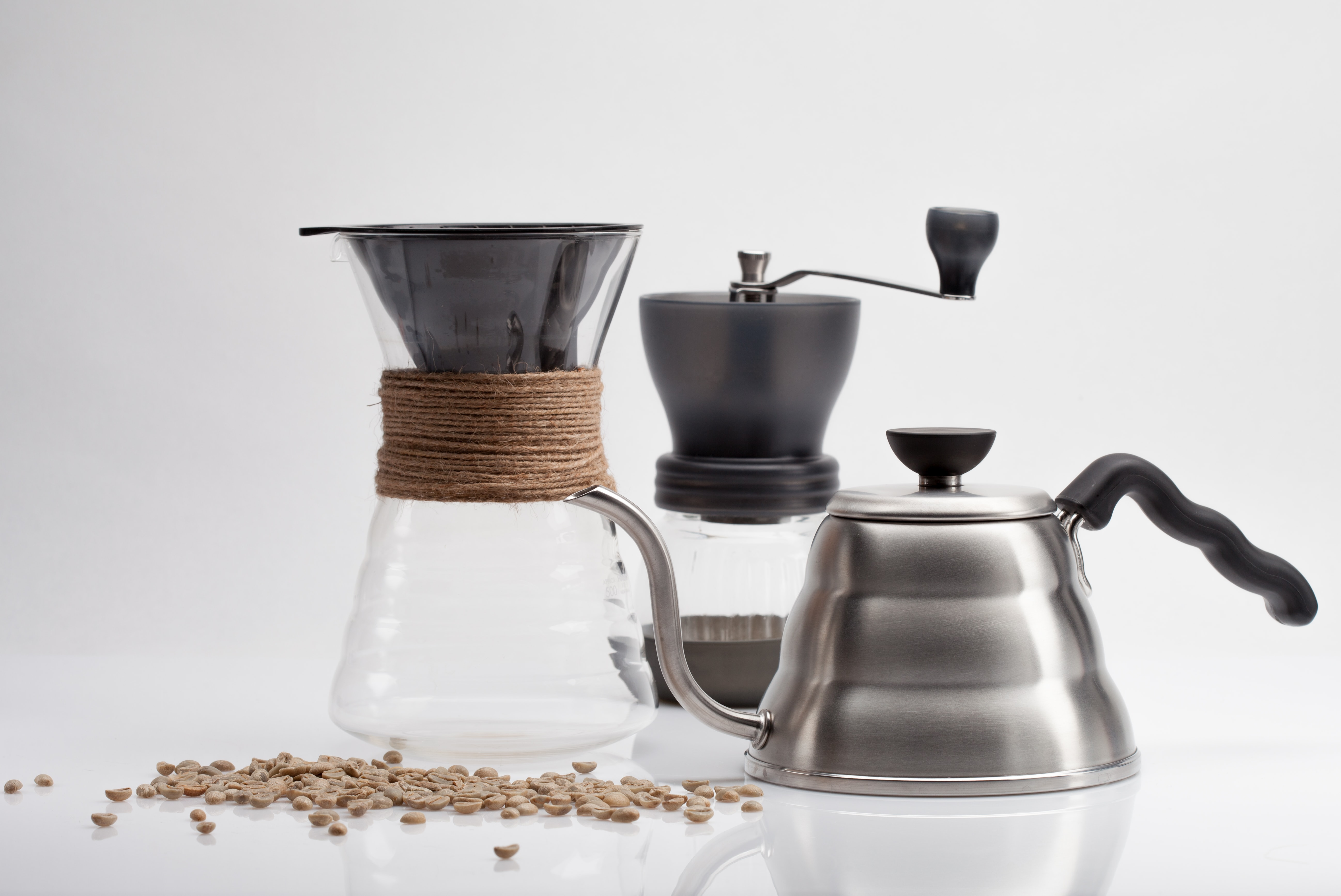 Coffee Making Methods